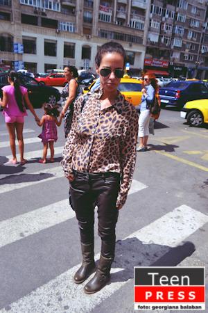 Summer street fashion - ce s-a purtat vara asta!