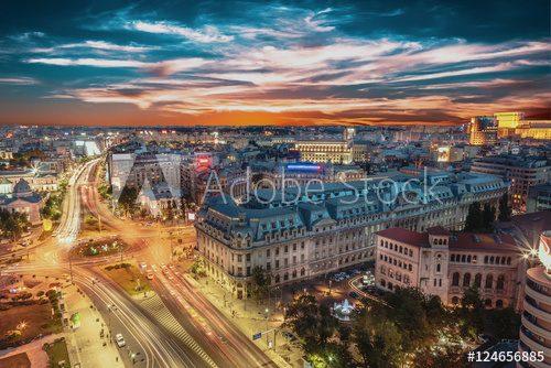Viața în București, un carusel în care ne aflăm zilnic