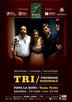 Petrecere in Vama cu Adrian Naidin, Irina Sarbu si Ciprian Parghel
