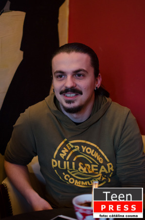 Interviu cu Sergiu - comediant de stand-up si nu numai!
