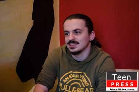Interviu cu Sergiu - comediant