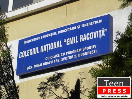 Liceu Bucuresti Emil Racovita