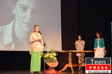 Am fost și la premierea concursului Shakespeare School Essay