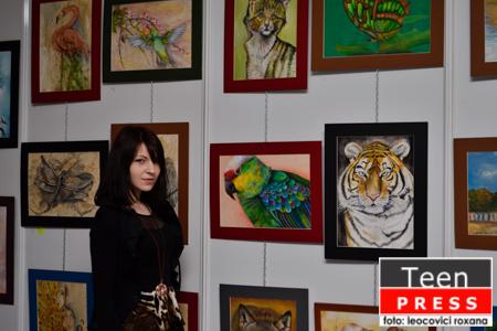 Interviu - La o vorbă cu artista plasticiană Alexandra Ignat